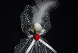 Çiçekli Nikah Şekeri NS46