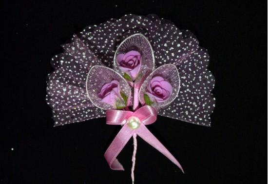 Çiçekli Nikah Şekeri NS47