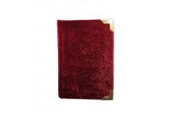 Yasin Kitap Büyük Boy 12*17 Cm Bordo Renkli