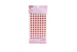 İnci Çiçek Sticker Kırmızı 840'lı