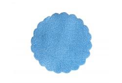 Karlı Tül 18 Cm 100'lü Mavi