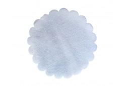 Karlı Tül 24 Cm 100'lü Beyaz