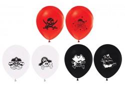 Balon 1+1 Korsan Baskılı 100'lü