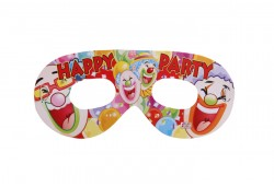 Gözlük Palyaçolu Happy Party 10'lu