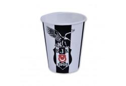 Bardak Beşiktaş 180/200cc 8'li