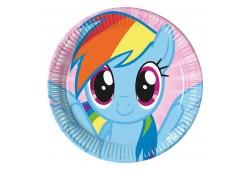 Tabak Pony 23cm 8'li