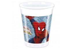Bardak Spiderman Web Warriors 8'li