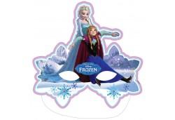 Frozen Maske 6'lı