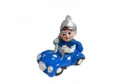 Minik Arabalı Sünnet  Biblosu Mavi