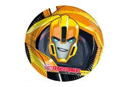 TABAK TRANSFORMERS 23cm 8 ADET - BE7709
