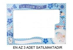 ÇERÇEVE ÇİFT TARAFLI İLK DİŞİM ÇIKTI 70X100 - AR485