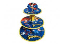 CUPCAKE STANDI SUPERMAN - BE0478