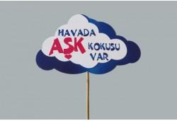 HAVADA AŞK KOKUSU VAR 10 ADET - AR5037