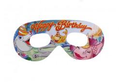 GÖZLÜK BALIKLI HAPPY BIRTHDAY 10 ADET - AR1302