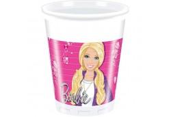 Bardak Barbie Sparkle 8'li