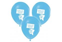 Balon Diş Buğdayı Mavi 100'lü