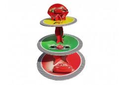 Cup Cake Standı Cars