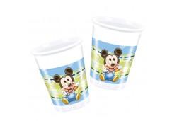 Bardak Mickey Disney Baby 8'li