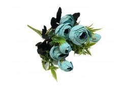 Çiçek El Buketi Şakayık Modeli Mavi