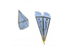 Asetat Piramit Altın 50'li