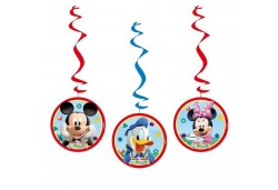 Asmalı İp Süs Mickey Playful