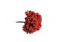 Cipso Çiçek Kırmızı 144'lü