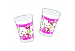 Bardak Hello Kitty Hearts 8'li