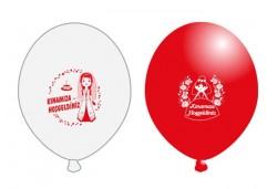 Balon Kınamıza Hoşgeldiniz Baskılı 100'lü