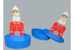 Kutu Sünnet Çocuklu Arabalı
