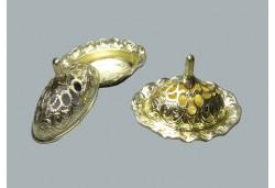 Lokumluk Oval Küçük Altın