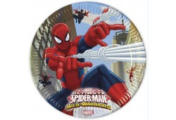 TABAK SPIDERMAN WEB WARRIORS 23 CM 8 ADET - BE1517