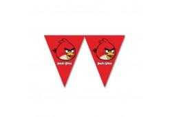 Angry Birds Klasik Üçgen Bayrak Set