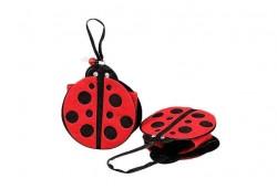 Çanta Uğur Böcekli Kırmızı
