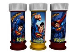 KÖPÜK ÇİZGİ KARAKTERLİ SUPERMAN 36'LI - BE0370