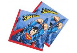 Kağıt Peçete Süperman 33*33 16'lı