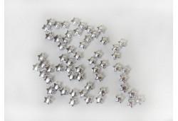Masa Üstü Süsleme Taşı Yıldızlı Gümüş 435'li