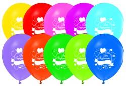 Balon Kişiselleştirilebilir Seni Seviyorum 100'lü